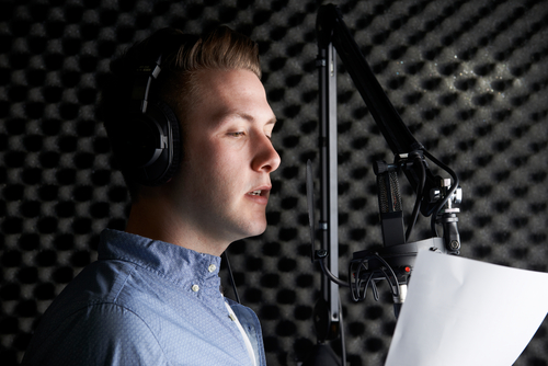 voice-over training
