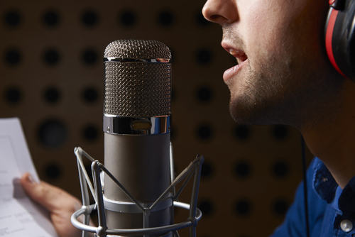 voice over classes