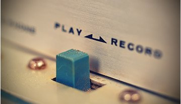 Play and Record Switch