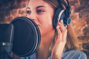Female Voice-Over Talent Information   Such a Voice