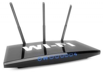 Setting up WIFI restrictions.